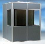 Moderne Dolmetscherkabinen nach DIN und ISO Standard